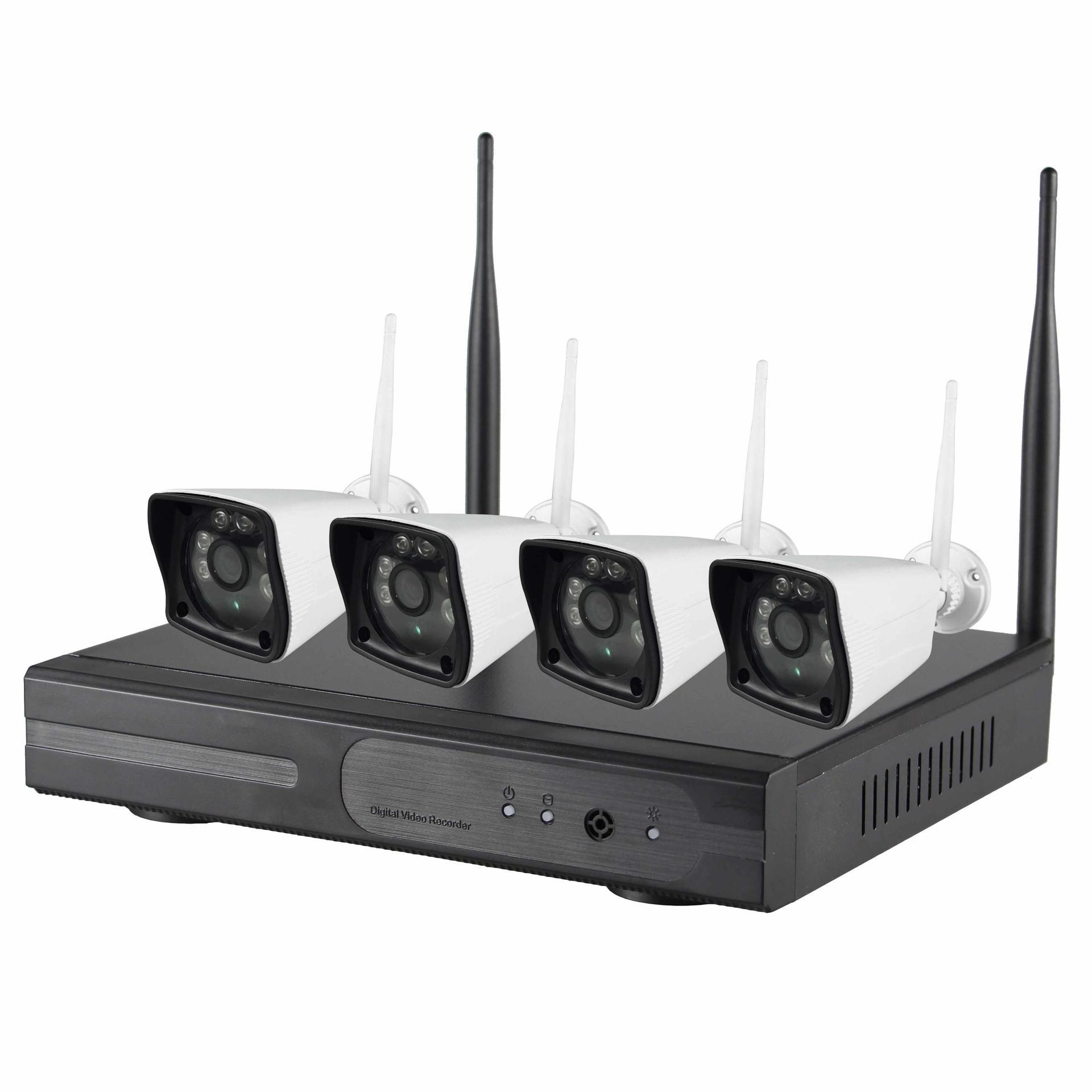 1080P 4CH WIFI NVR KIT AP-K9604W5-PA3020W