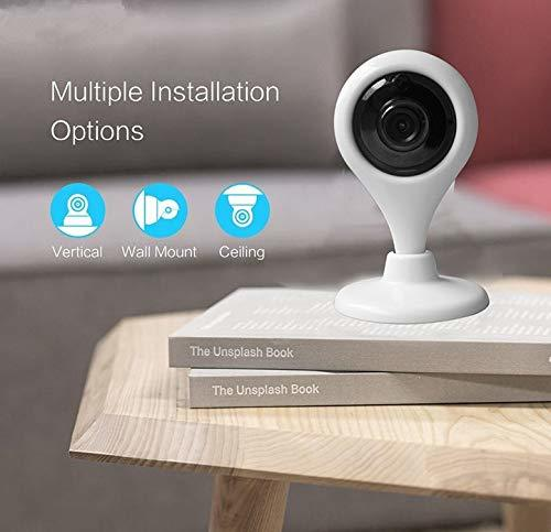 Wireless IP Camera WiFi HD Home Security Surveillance Camera with Motion Detection cloud storage Two Way Audio