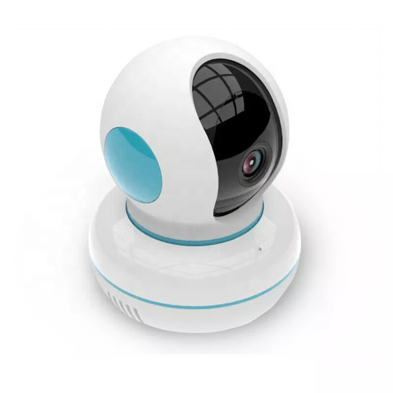 Tuya 1080P WiFi Indoor Smart Security Camera Home Wireless Night Vision Mini PTZ Baby Monitor