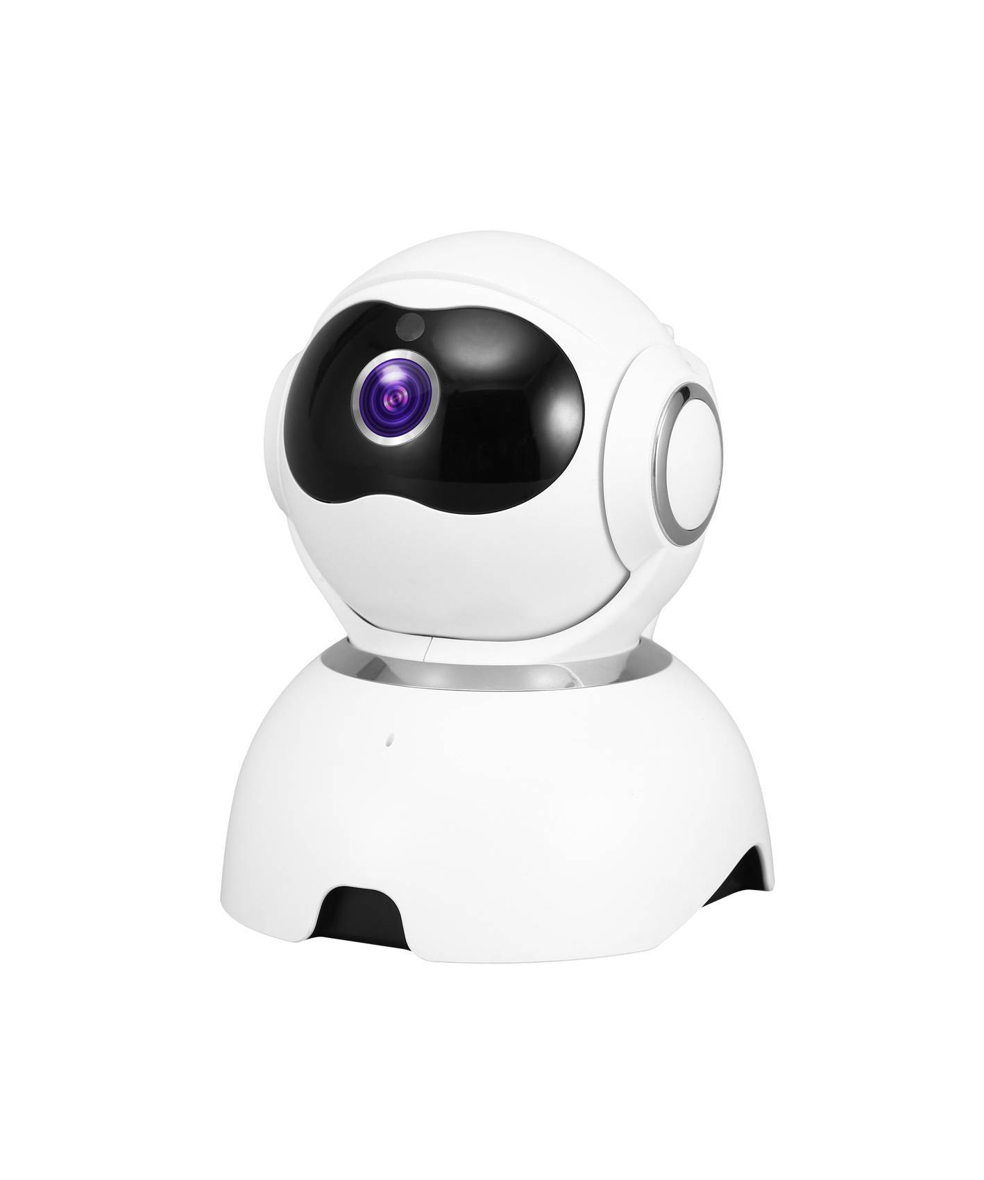 3MP Mega-Pixel Wireless IP tuya wifi Camera 360 Degrees 2.4GHz Built in Two-Way Audio Motion Detection with Night Vision