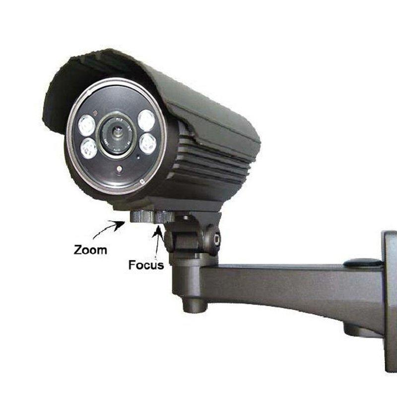 4ARRAY LED AF LENS BULLET CAMERA 1055