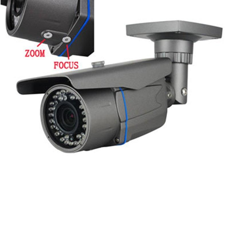 72LED AF  LENS BULLET  IP CAMERA  F157
