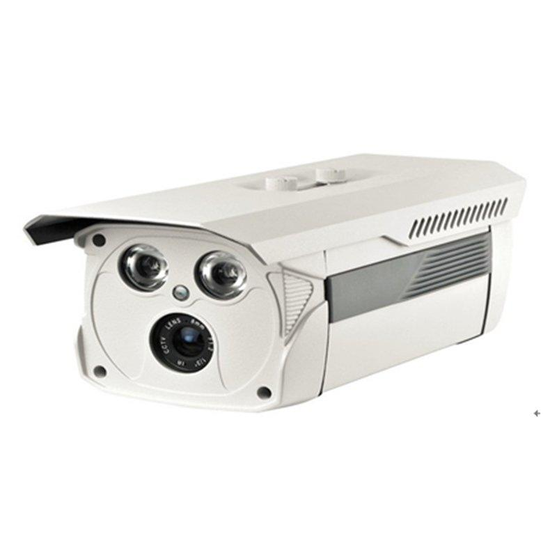 FIXED LENS 2ARRAY LED BULLET IP CAMERA  F003