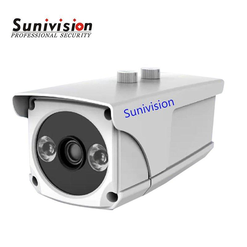 FIXED LENS 2ARRAY LED BULLET IP CAMERA D052