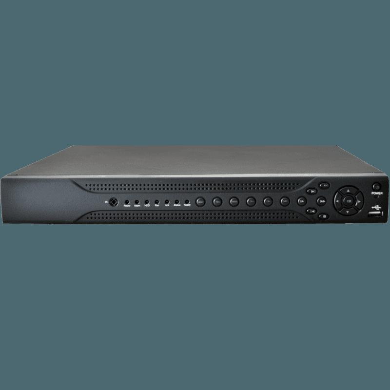 32CH 1080P H.265 NVR  H