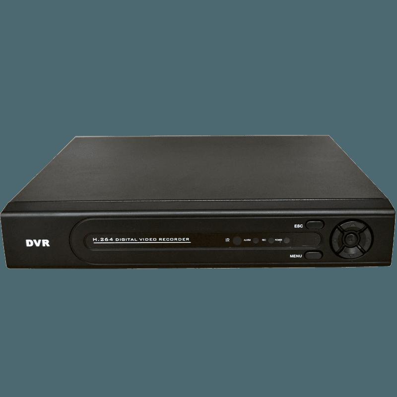 5 IN 1 8ch DVR AP-D7008T-MH-E