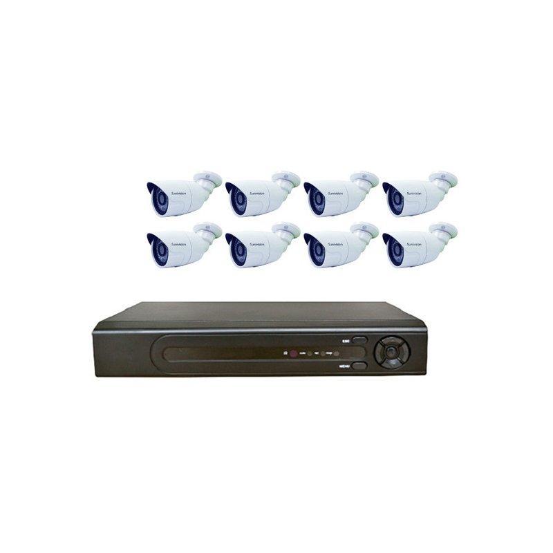 1080P 8CH POE NVR KIT  AP-KIT8IP202-POE