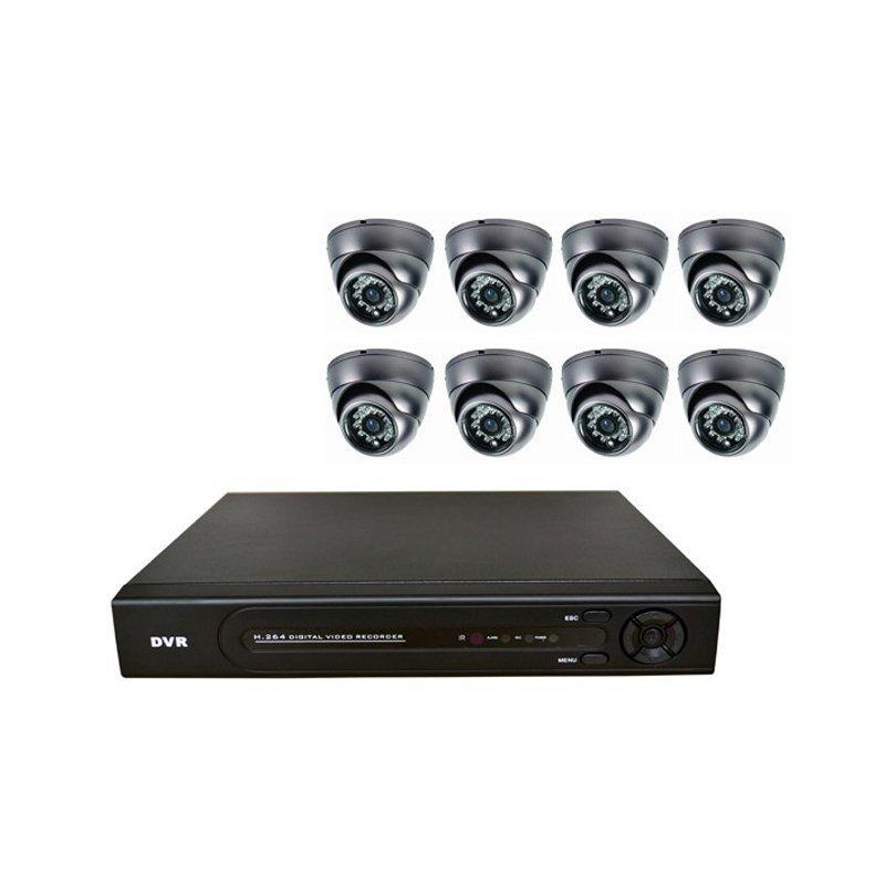 1080P 8CH AHD DVR KIT   AP-KIT8A202
