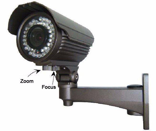 72LED AF  LENS BULLET  IP CAMERA F152SH