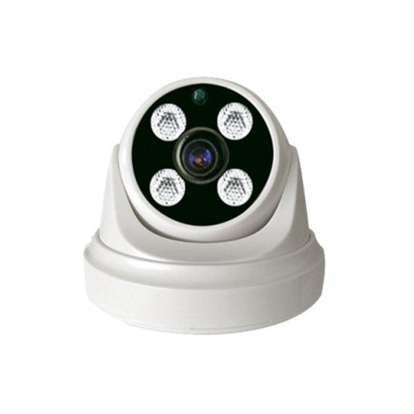 FIXED LENS 4 ARRAY LED DOME CAMERA B050