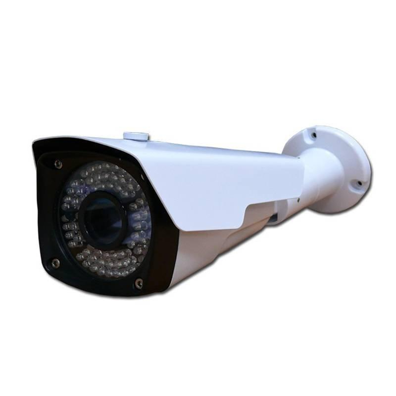 72 LED VF LENS BULLET  IP CAMERA  F078