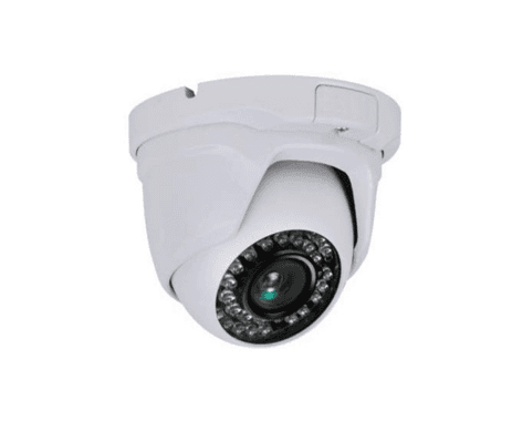 FIXED LENS 24LED EYE BALL DOME IP CAMERA B1155