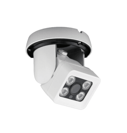 FIXED LENS 4 ARRAY LED DOME IP CAMERA F036